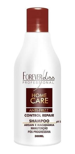 shampoo pós progressiva - forever liss - obeleza