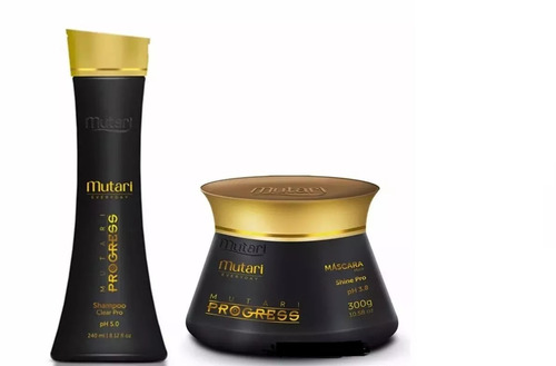 shampoo progress + mascara progress mutari - everyday
