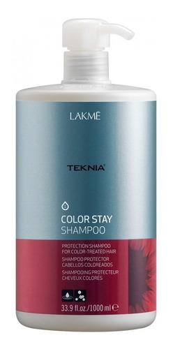 shampoo protector del color 1000ml- lakmé