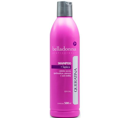 shampoo queratina belladonna