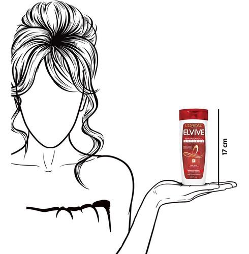 shampoo reparacion total extreme x200ml elvive loreal paris