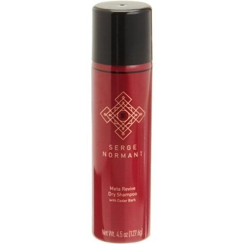 shampoo serge normant meta revive champú seco, 4,5 onza