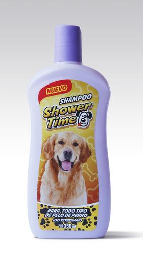 shampoo showertime 350ml pelo claro