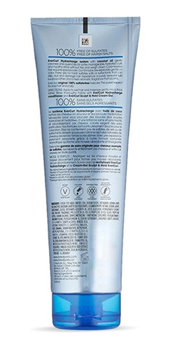shampoo sin sulfatos  ever curl  l'oréal paris 250ml