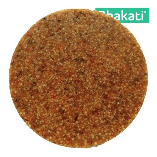 shampoo sólido no sulfatos ni parabenos bhakati balanceado