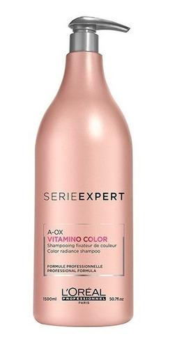 shampoo vitamino color  l´oréal professionnel 1500ml oferta!