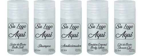 shampoo y acondiccionador x 30 ml x 1000 unid
