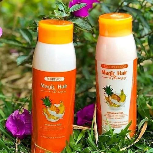 shampoo y acondicionador  magic hair - ml a $76