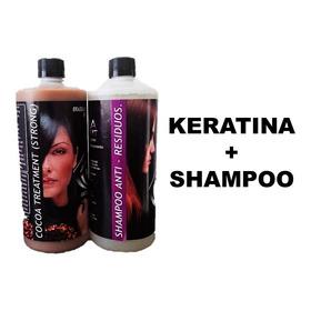 Shampoo Y Cirugia Capilar O Keratina De Chocolate Kera Fruit