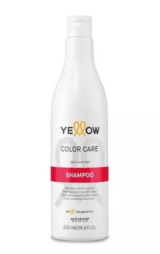 shampoo yellow color care gojiberry aloetrix 500ml