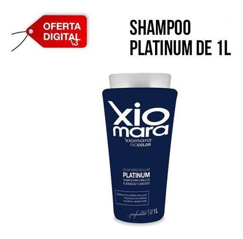 shampoos platino (pres. de 1 litro).