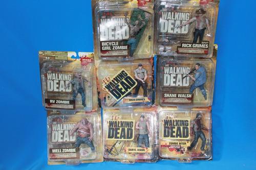 shane walsh mcfarlane toys figura coleccion the walking dead