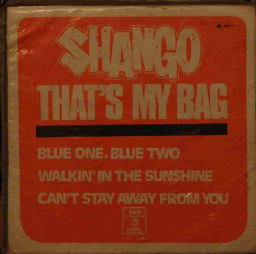 shango compacto vinil that´s my bag 1971 mono