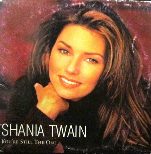 shania twain - you´re still the one single promo
