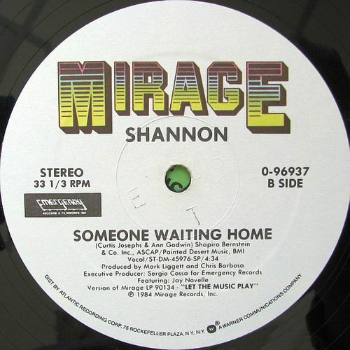 shannon    12 single  my heart's divided ( remix)