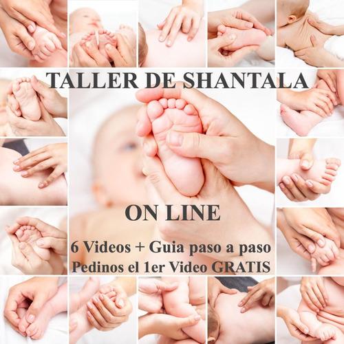 shantala taller en 6 videos de revista nacer y crecer