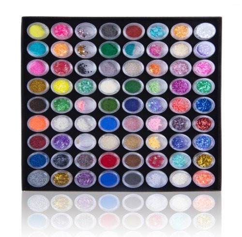 shany cosmetics 3d nail art set