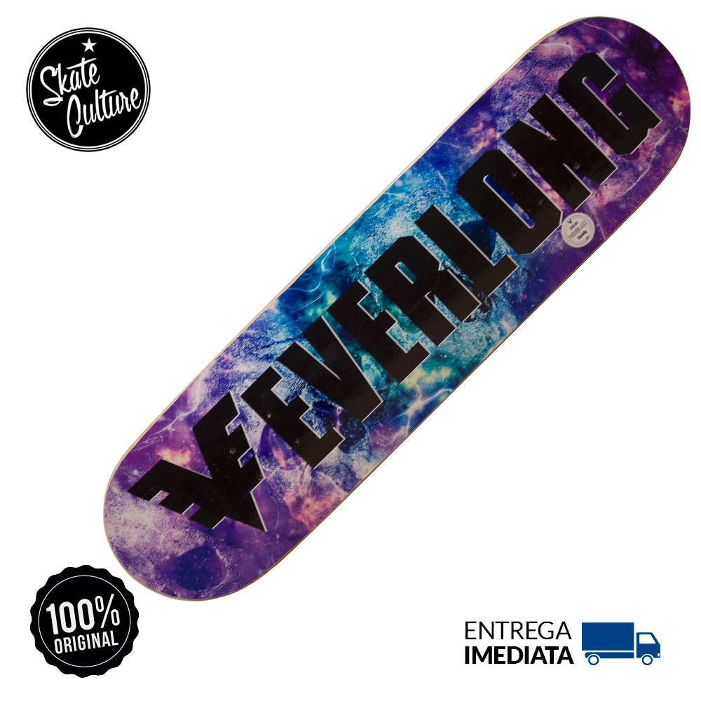 shape skate everlong fiberglass abstract+lixa. Carregando zoom. 7af39a99e13