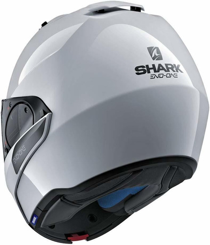 shark helmets evo-one 2 casco modular en blanco