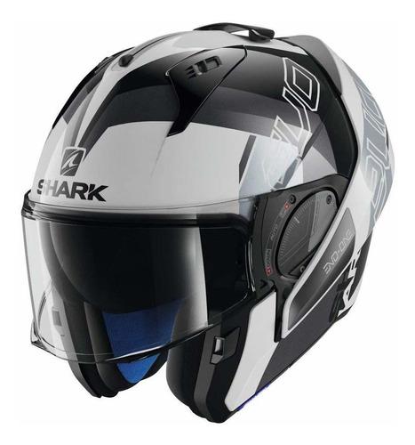 shark helmets evo-one 2 slasher - casco modular