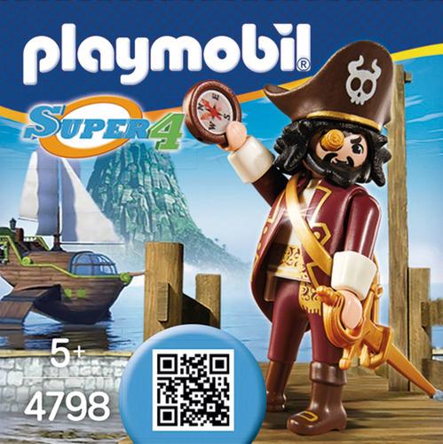 sharkbeard r5258 playmobil