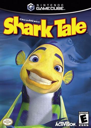shark_tale gamecube usado