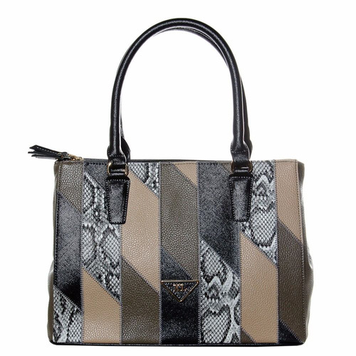 sharon cartera c/ div. negro xl extra large carteras