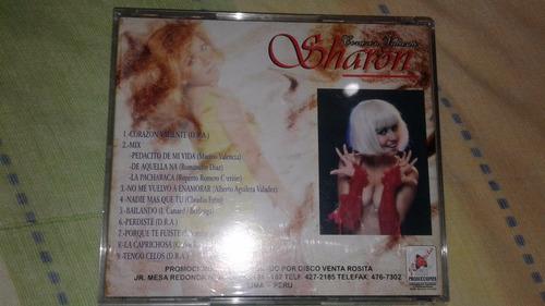 sharon - corazon valiente cumbia, tropical