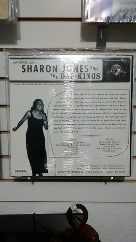 sharon jones dap dippin' vinilo nuevo importado