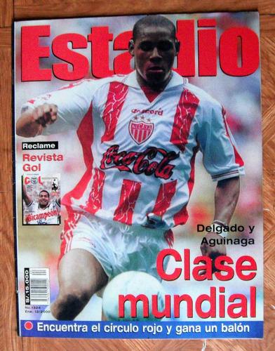 sharon la hechicera revista estadio 2000-2005