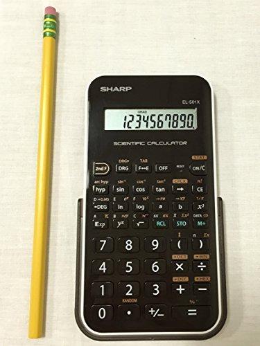 sharp electronics engineeringsciscientific calculadora blanc