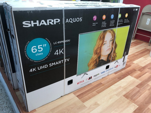 sharp led smart