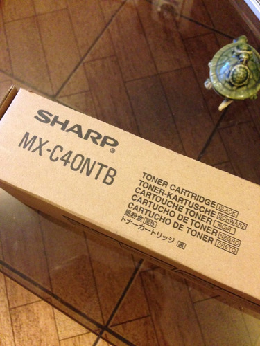 sharp mx-c40nty mx c311 negro
