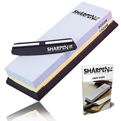 sharpen up knife sharpening kit de piedra con