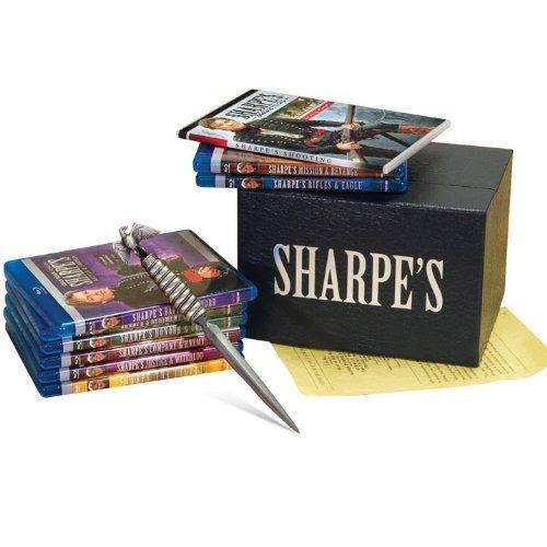 sharpe's los clásicos. colección completa blu-ray