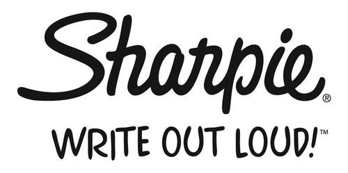 sharpie marcadores ruleta tropical x33