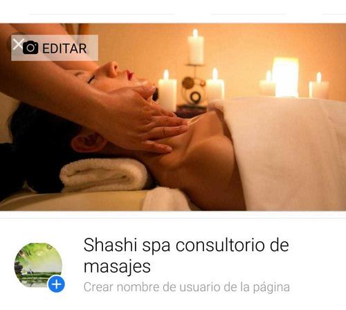 shashi masajes profesional