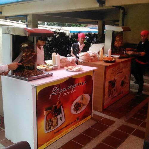 shawarma eventos