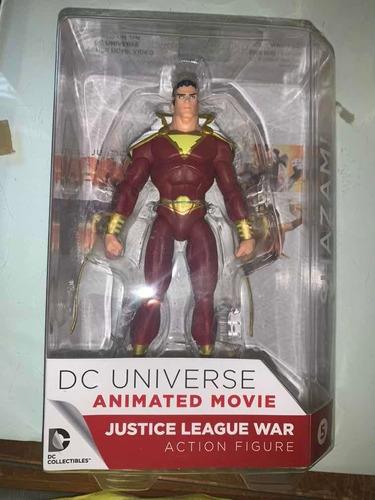 shazam dc universe animated movie 17 cm - bonellihq k18