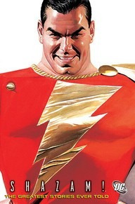 shazam! the greatest stories ever told - dc comics
