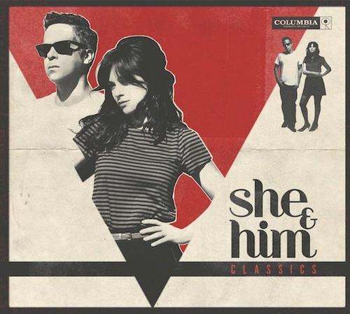 she & him classics disco cd con 13 canciones