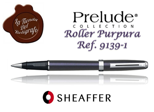 sheaffer roller prelude purpura