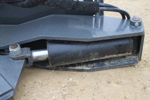 shears stump cortadora de arboles para minicargador bobcat