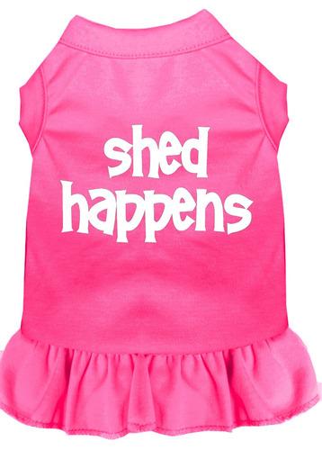 shed sucede pantalla impresión vestido brillante rosa lg (1