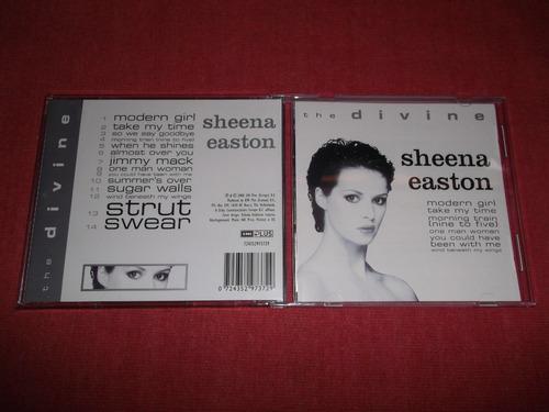 sheena easton - the divine cd europeo ed 2000 mdisk