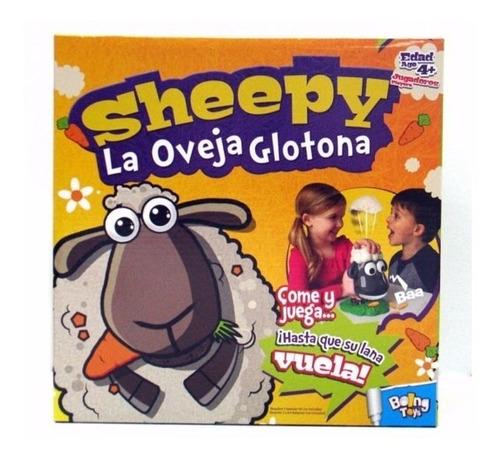 sheepy la oveja glotona juego de mesa niños 9993