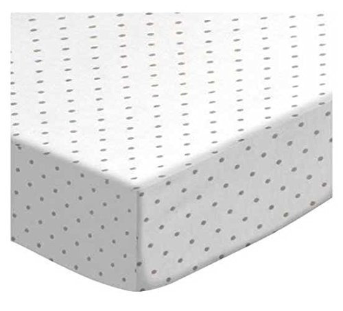 sheetworld fitted sheet (se adapta a babybjorn travel crib l