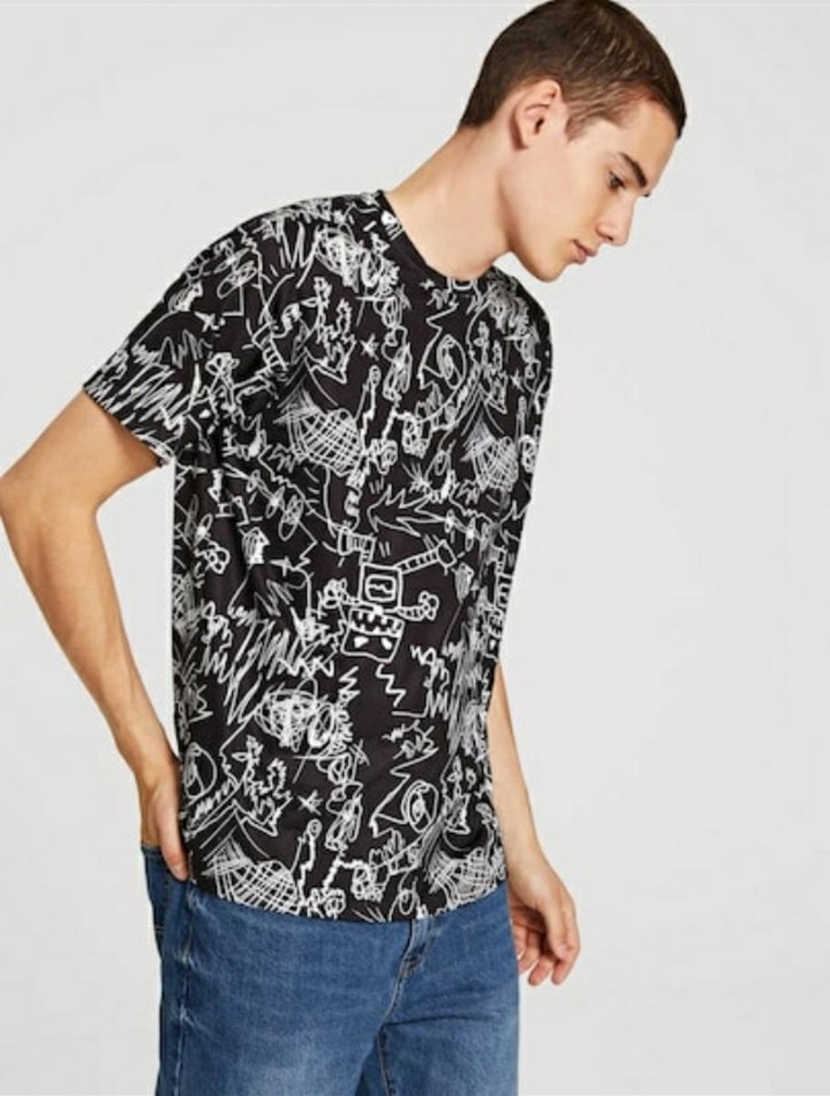 Camisetas Shein Hombre Tienda Online De Zapatos Ropa Y Complementos De Marca
