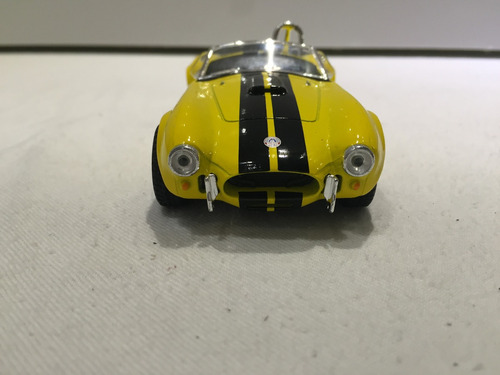 shelby cobra 1965 escala 1/32.