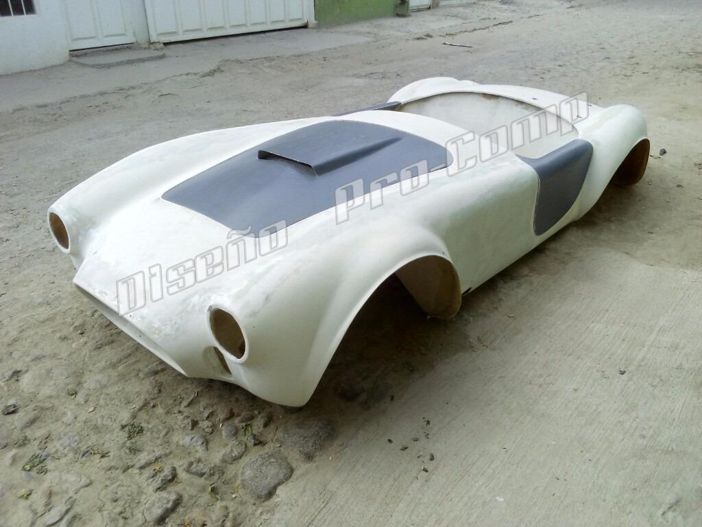 Shelby Cobra Carroceria Fibra De Vidrio 29 800 00 En